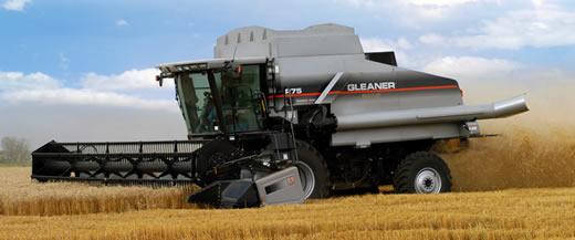 gleaner-r75